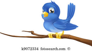 Bluebird clipart #17, Download drawings
