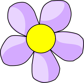 Blume clipart #1, Download drawings