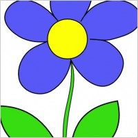 Blume clipart #15, Download drawings