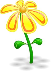 Blume clipart #9, Download drawings