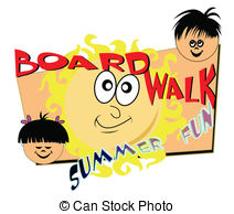 Boardwalk clipart #3, Download drawings