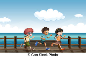 Boardwalk clipart #19, Download drawings