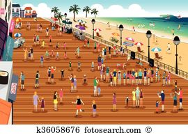 Boardwalk clipart #16, Download drawings