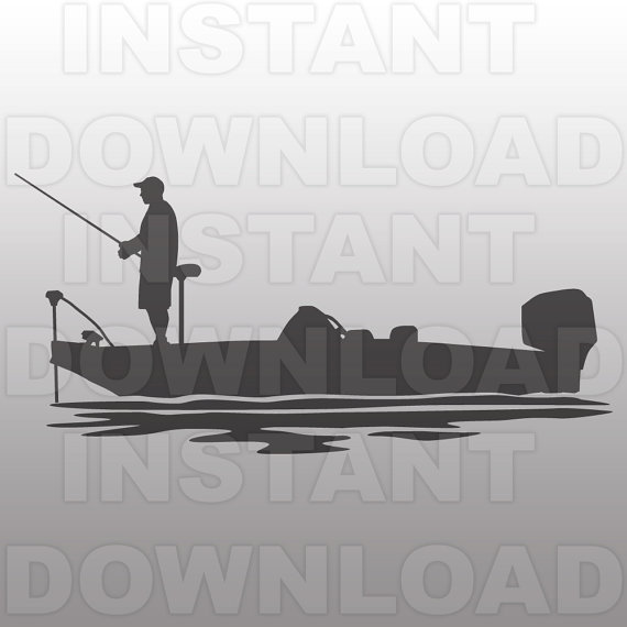 Fishing Boat svg #1, Download drawings