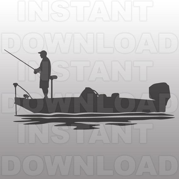 Fishing Boat svg #1, Download drawings