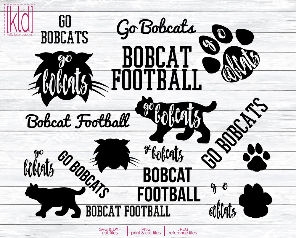 Bobcat svg #742, Download drawings