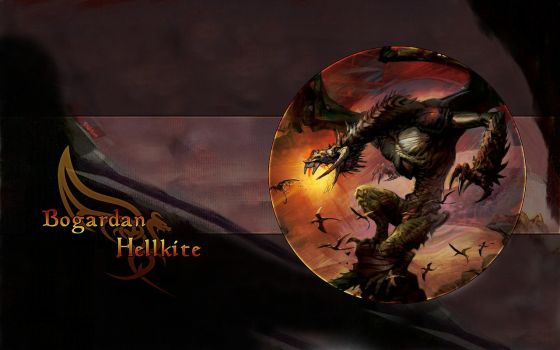 Bogardan Hellkite coloring #3, Download drawings