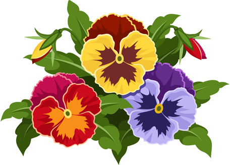 Purple Flower svg #8, Download drawings