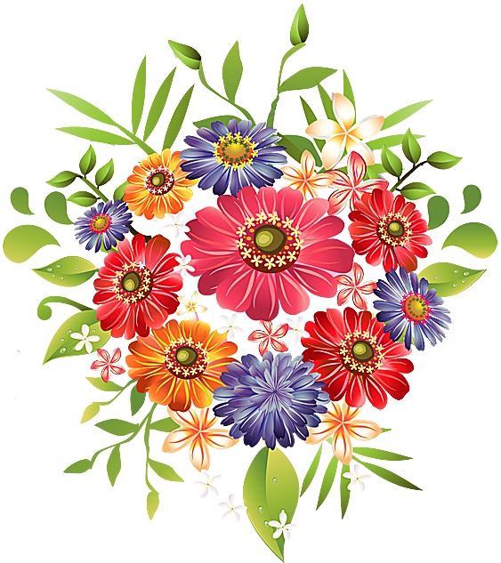 Bouquet clipart #11, Download drawings