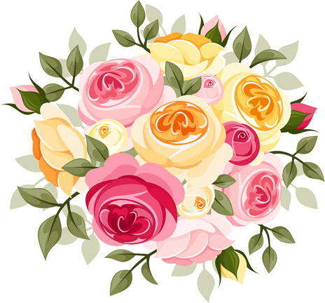 Bouquet clipart #13, Download drawings