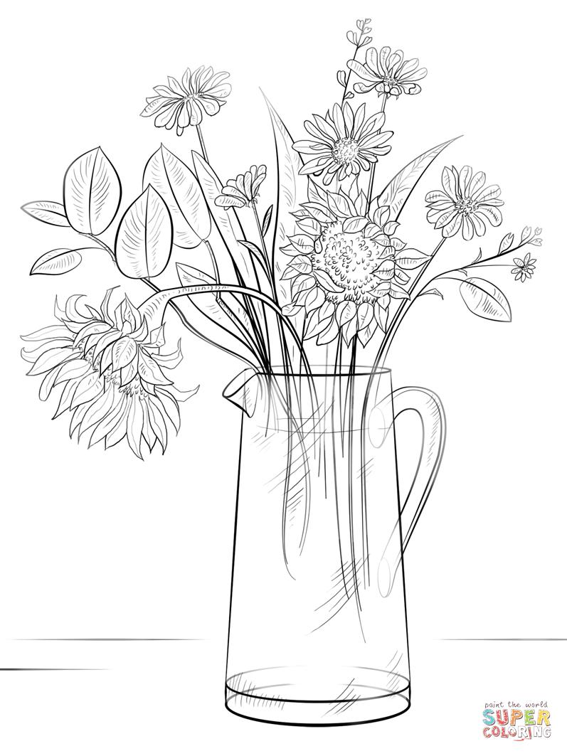 Boguet coloring #3, Download drawings