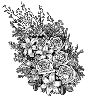 Boguet coloring #2, Download drawings