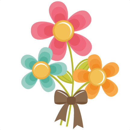 Bouquet svg #3, Download drawings