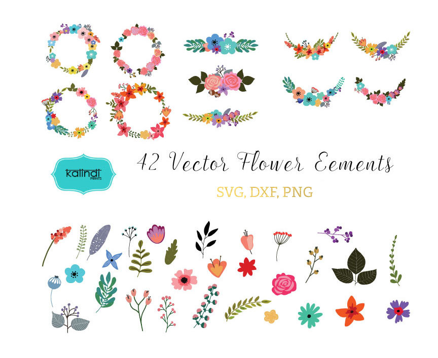 Bouquet svg #17, Download drawings