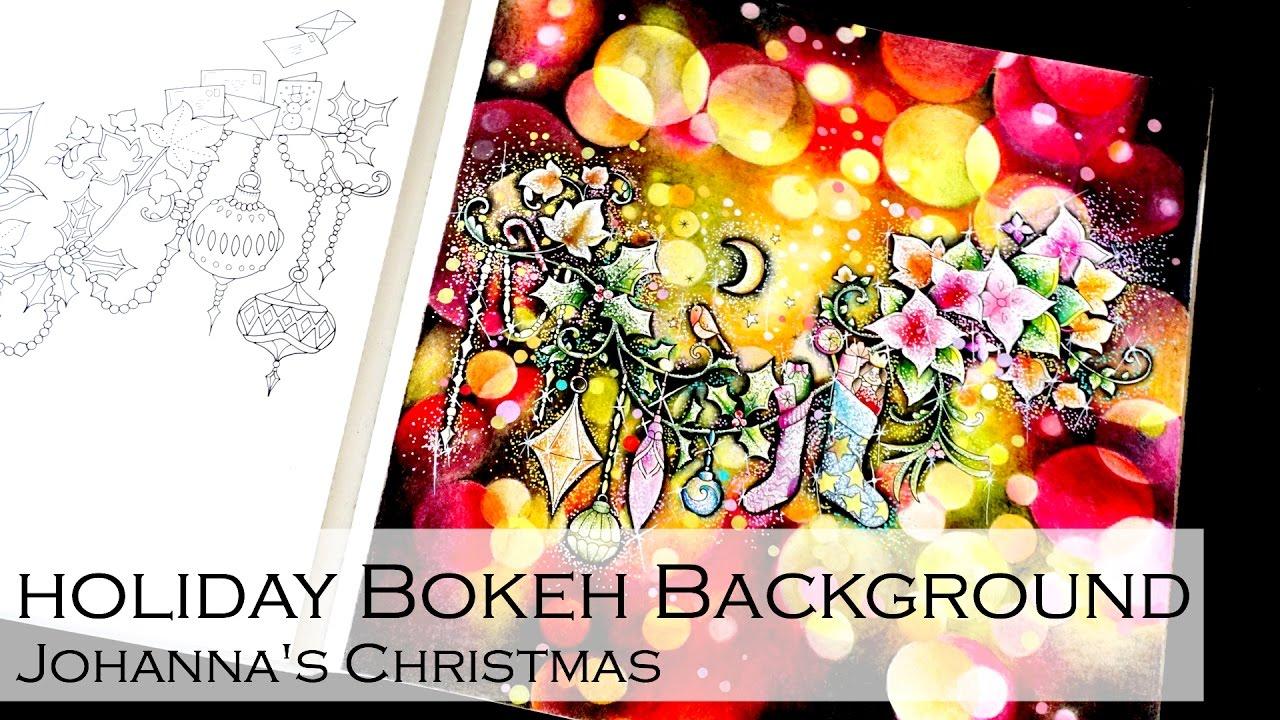 Bokeh coloring #20, Download drawings