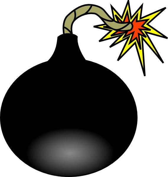 Bomb clipart #12, Download drawings