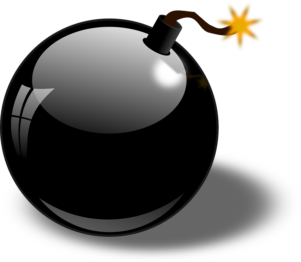 Bomb clipart #14, Download drawings