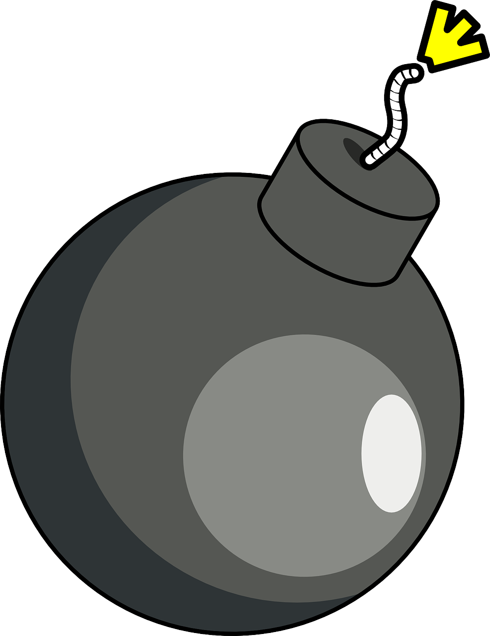 Bomb clipart #15, Download drawings