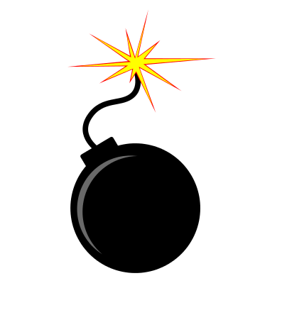 Bomb svg #18, Download drawings