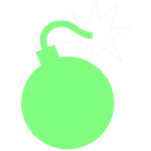 Bomb svg #5, Download drawings