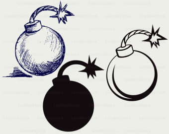 Bomb svg #7, Download drawings