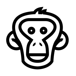 Bonobo clipart #2, Download drawings