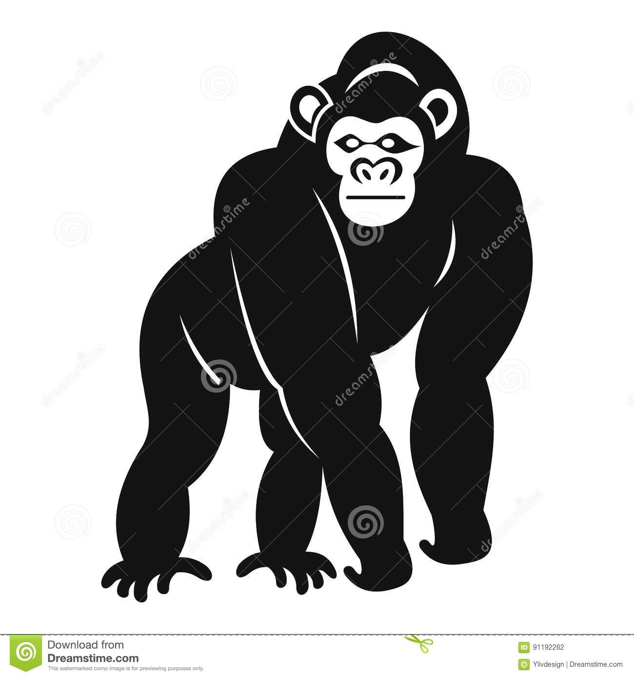 Bonobo clipart #7, Download drawings