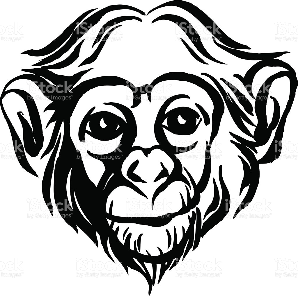 Bonobo clipart #6, Download drawings