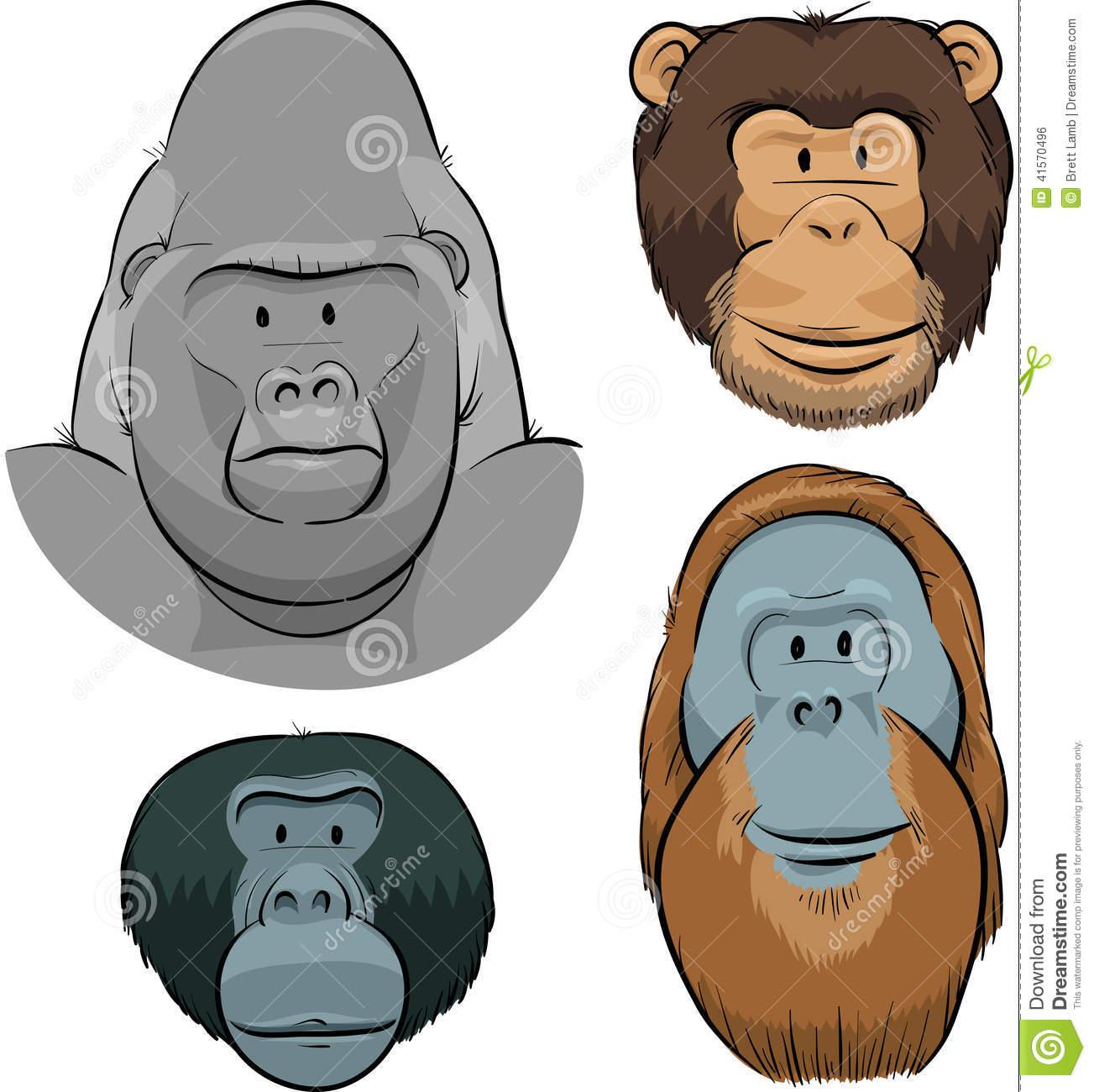 Bonobo clipart #9, Download drawings