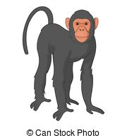 Bonobo clipart #13, Download drawings