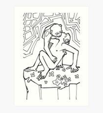 Bonobo coloring #11, Download drawings