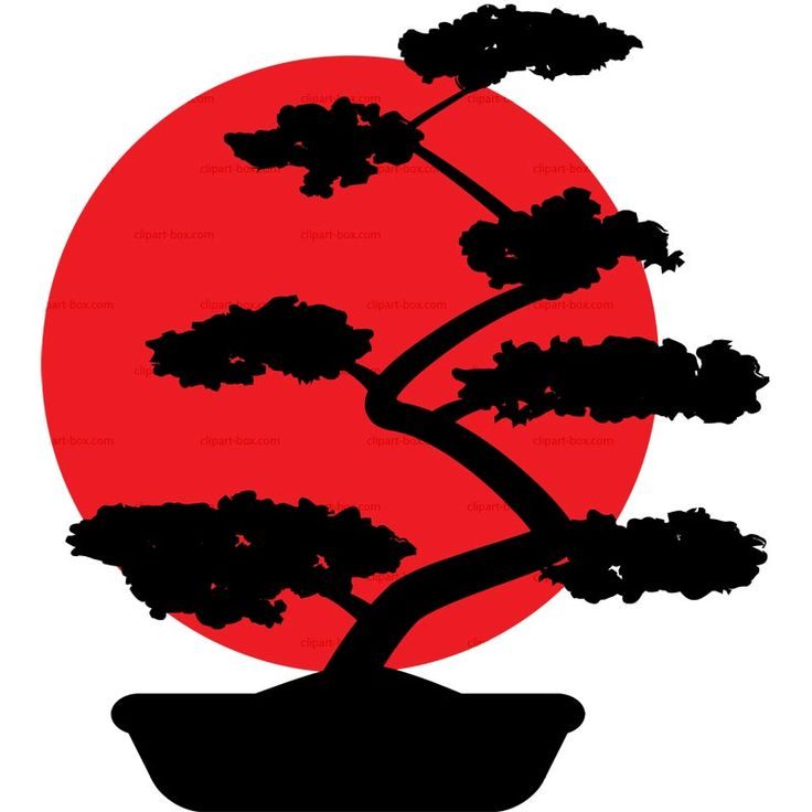 Bonsai clipart #10, Download drawings