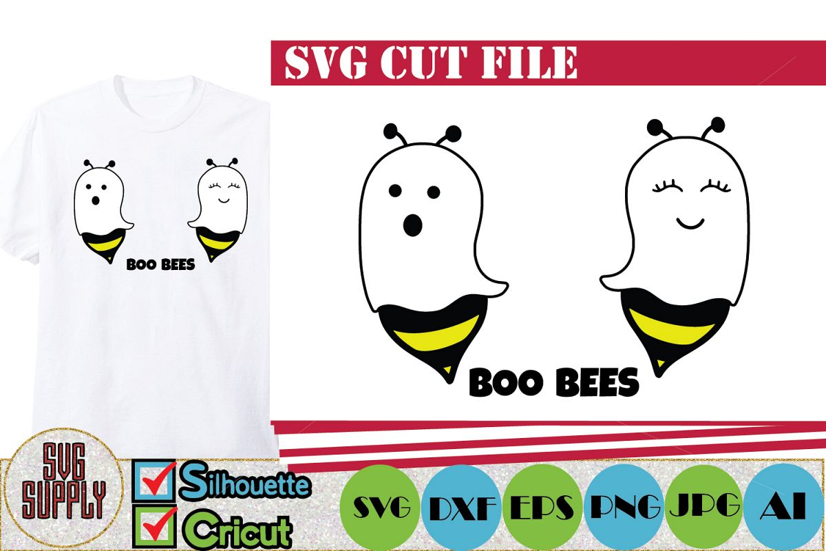 boo bees svg #421, Download drawings