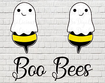 boo bees svg #420, Download drawings