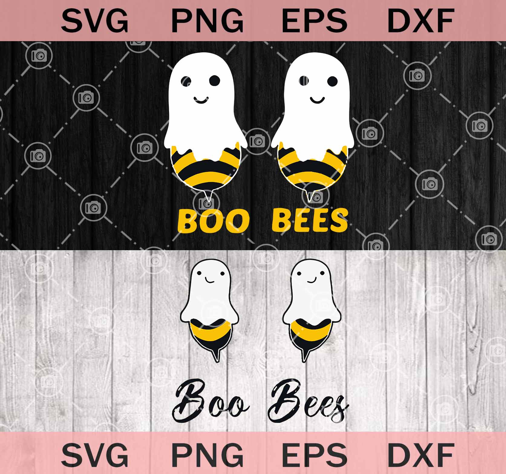 boo bees svg #414, Download drawings