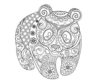 Book Art coloring #5, Download drawings