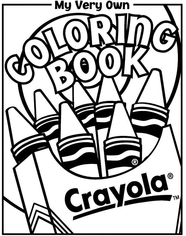 Book Cover coloring #13, Download drawings