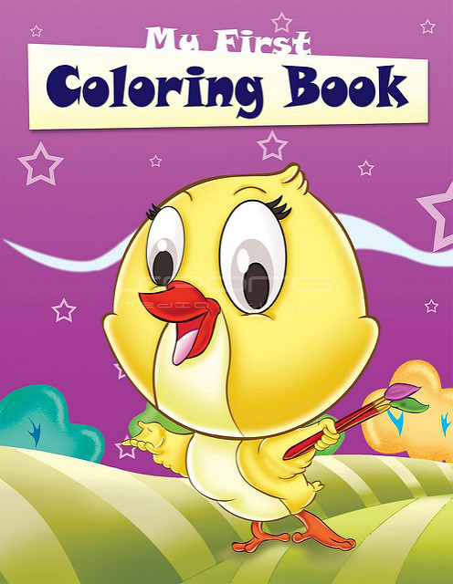 Book Cover coloring #14, Download drawings
