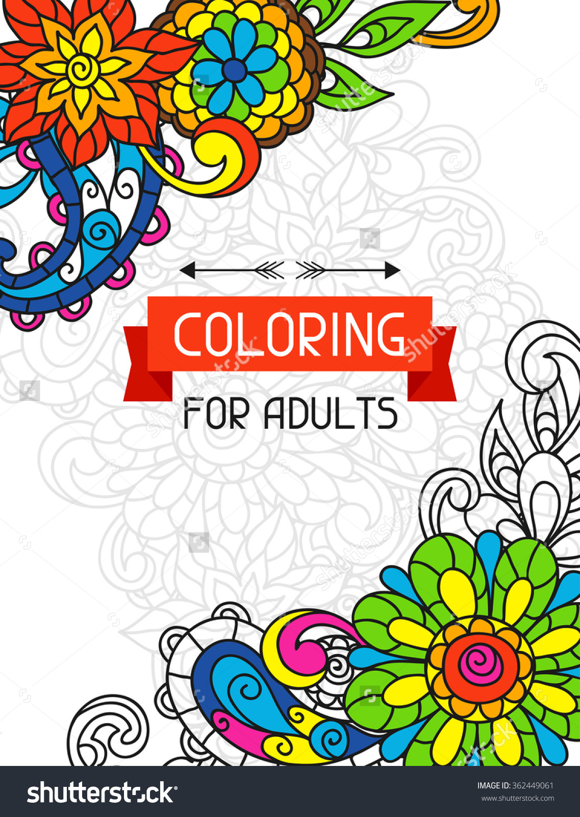 Book Cover coloring #6, Download drawings