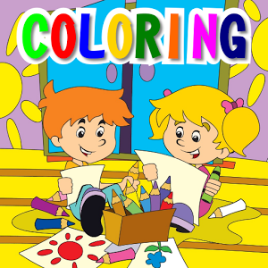 Book Cover coloring #18, Download drawings