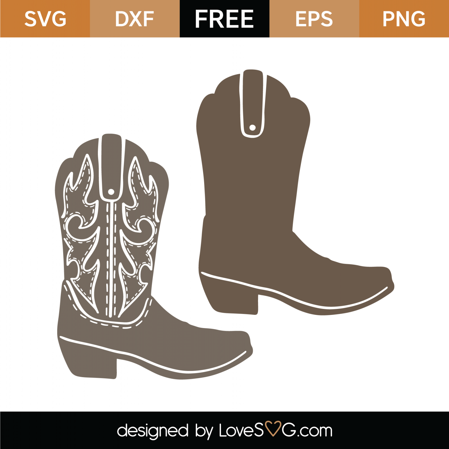boot svg #767, Download drawings