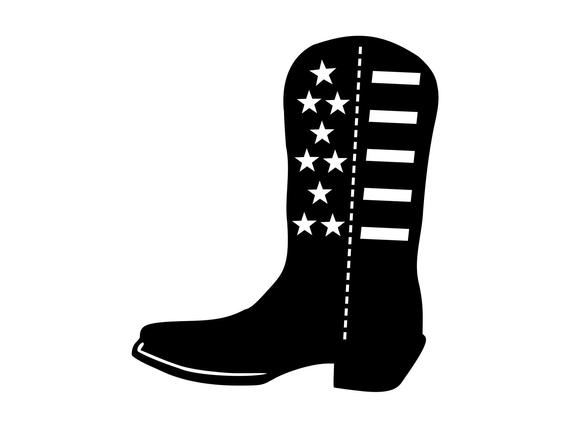 boot svg #772, Download drawings