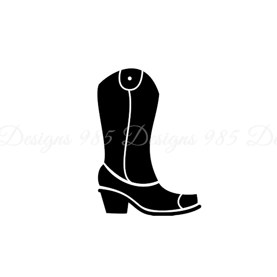 boot svg #765, Download drawings