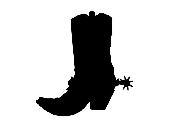 boot svg #770, Download drawings