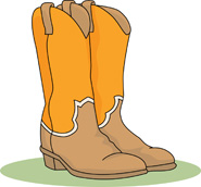 Boots clipart #3, Download drawings