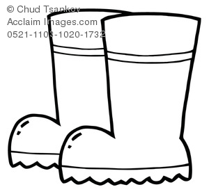 Boots coloring #11, Download drawings