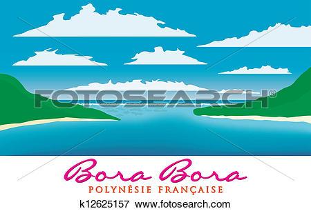 Bora Bora clipart #17, Download drawings