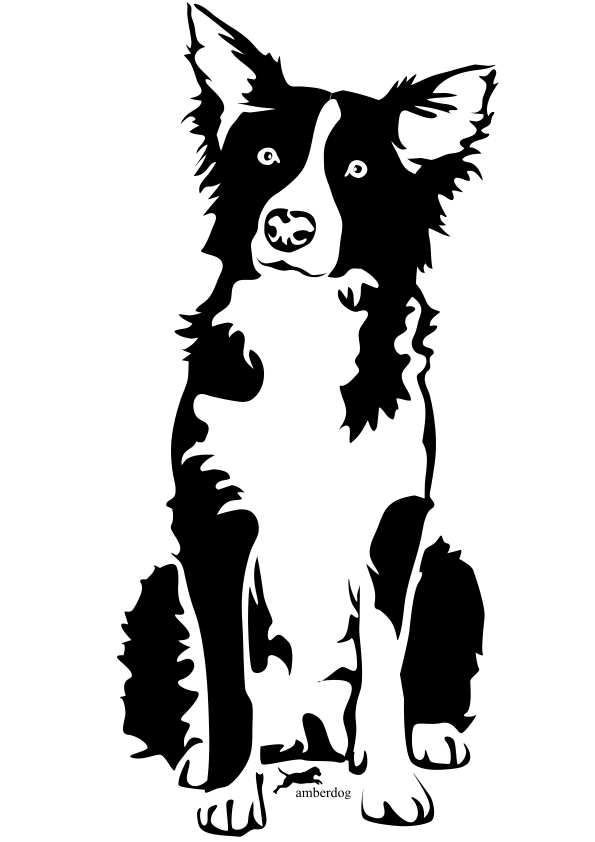 Border Collie svg #13, Download drawings