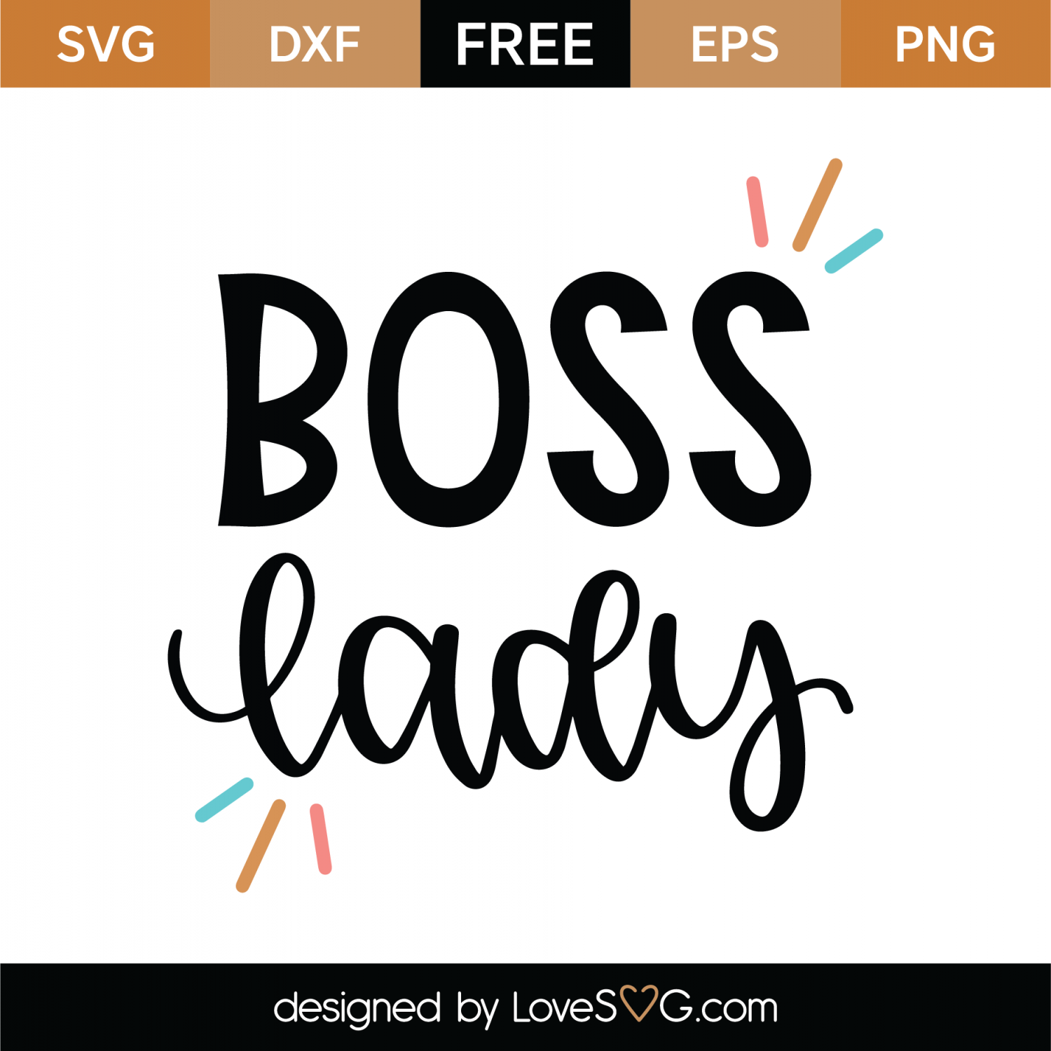 boss lady svg #835, Download drawings