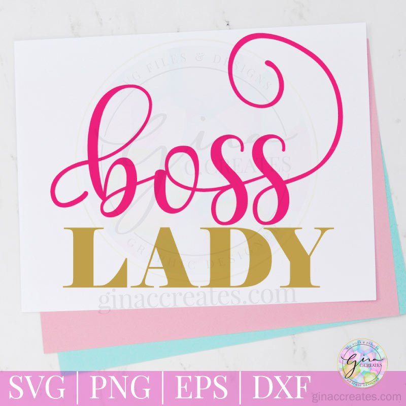 boss lady svg #839, Download drawings